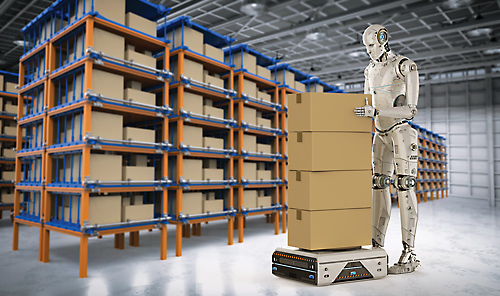 Technology Management Image: AI And Blockchain In Supply Chain